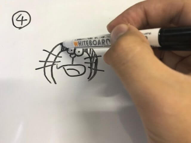 ドラえもん 書き方 のび太 コツ 簡単 誕生日 いつ 色を塗る 縦線で表現 4番目