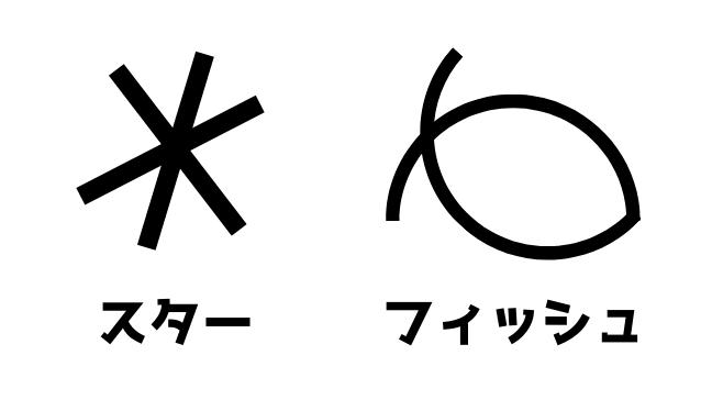 手相 太陽線 2本 長い 複数 スター フィッシュ 意味 白字で黒い文字 2種類の形