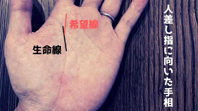 手相 向上線 希望線 中指 枝分かれ クロス 長い 違いを紹介 方向によって決める